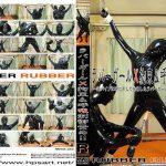 ラバーガールX拘束&呼吸制御責め!!~鉄パイプに磔に吊して拘束したラバーガールを鬼畜責めしてみた~ MIRAIDO RRD-042