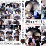 現役女子校生「生」パンティ盗撮 女子校生限定 其の一 未来(フューチャー) DTJK-01