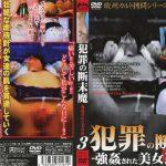 犯罪の断末魔3 強姦された美女達 KMC SCP-157