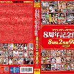 サディスティックヴィレッジ 8周年記念作品集 8時間980円 SADISTIC VILLAGE SVOMN-080