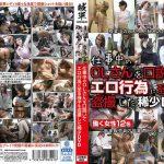 仕事中のOLさんを口説いてエロ行為に至る様子を盗撮した稀少DVD STAR PARADISE ZOKG-001