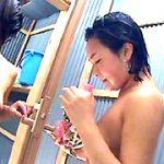 真夏の水着ギャル!! シャワールーム編5 Part2 APEX DSHS-05