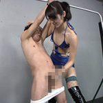 長身美女のM男いじめ フェチ映像屋 FJD-0314 リコ