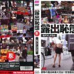 露出恥態 ~恥ずかしがる女~ 未来(フューチャー) DFTE-02