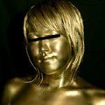 GOLD PAINT001 COCOA SOFT cogo-001
