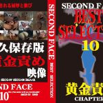 SECOND FACE BEST SELECTION10 セカンドフェイス SECB-10