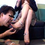 仕事後の足の汚れ舐め取り職人7 Sなキャバクラ姉さんのすっぱい足 変幻餌罪 NK-7