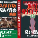 SECOND FACE BEST SELECTION15 セカンドフェイス SECB-15