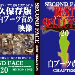 SECOND FACE BEST SELECTION20 セカンドフェイス SECB-20