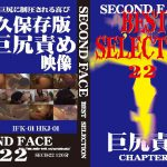 SECOND FACE BEST SELECTION22 セカンドフェイス SECB-22