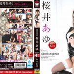 Sadistic Queen 桜井あゆ BEST 4時間 未来(フューチャー) DMBK-043 桜井あゆ