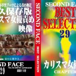 SECOND FACE BEST SELECTION29 セカンドフェイス SECB-29