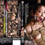 シリーズ日本のマゾ女 川上ゆうプライベート調教記録 鏡子 VOL.3 ヴァンアソシエイツ BDSM-010 川上ゆう