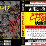 ★限定復刻★女子校生がレイプされた映像集 VIP GODR-849