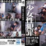 実録少女性犯罪 執拗に少女を狙うレイパーの活動記録 カメラ小僧 CAMK-100