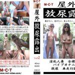 屋外放尿露出 Vol.2 エムシーティー HR-2-D