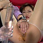 新・ウンコショック 役員秘書陵辱浣腸 PART3 VIDEO INTERNATIONAL MQF-006 紺野サキ