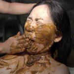 スカトロ!むせかえる食糞便器女1 フェチ映像屋 FJD-0644