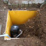 Buried alive -First part- COCOA SOFT coiu-001