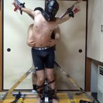 レザーマスクくすぐり拷問刑 男根快楽拷問倶楽部 MJK-499