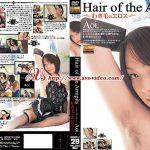 Hair of the Armpits ~わき毛のエロス~ Aoi. エーブイエス DAPJ-29 君島冴子