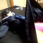 セーラー服の仮面美女・ご主人さまのお仕置きだ! グラドル撮影販売塾 GKD-0008