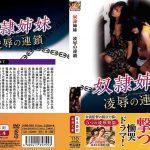 奴隷姉妹 凌辱の連鎖 日本藝術浪漫文庫 JARB-005