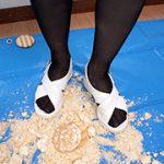 【クラッシュフェチ #12】【バイノーラル録音】倉科ちゃんの煎餅クラッシュ ナースシューズ 究変団 C0012