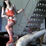 夫の上司のマゾ性癖を知り、奴隷として調教する奥さん 素人女子崇拝倶楽部  長島慶子