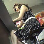 【痴漢映画館】スケベそうな人妻と濃厚接触 鬼太郎