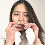 素人娘ちひろちゃん&かりんちゃんの鼻観察・くしゃみ鼻水 2本セット フェチ映像屋 FJD-1059 ちひろ かりん
