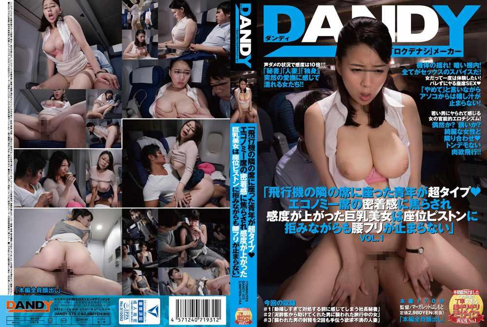 「飛行機の隣の席に座った青年が超タイプ エコノミー席の密着感に焦らされ感度が上がった巨乳美女は座位ピストンに拒みながらも