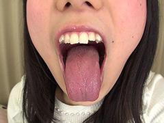 素人娘かりんちゃんの舌・口内自撮り&主観口臭嗅がせ 2本セット