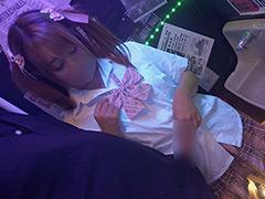 地下ドル密着痴漢5 超エロい某地下アイドルのファンクラブ会員限定イベントの様子