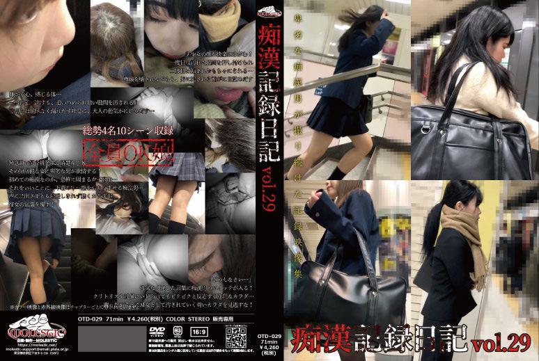 痴漢記録日記 vol.29